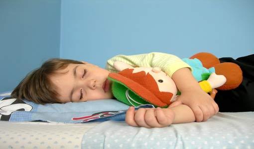 تعرفوا على أسرار نوم طفلكم