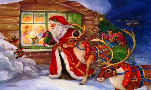 صورة بابا نويل.. كيف جاءت؟