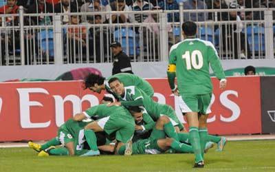 العراق الى نهائي كأس الخليج