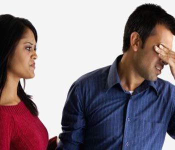 قلق الأزواج يُؤثِّر على صحّتهم