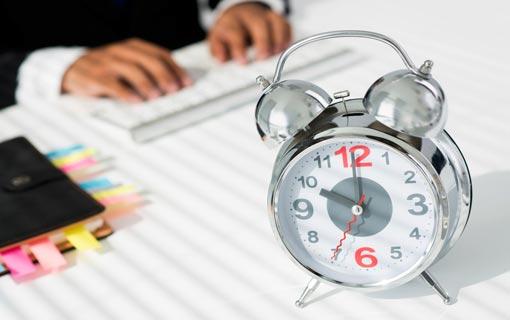 حقيقة صعود العمل في إدارة الوقت