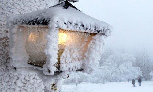 فائدة الثلج في علاج الامراض