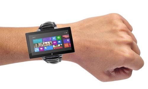 مايكروسوفت تريد أيضاً انتاج ساعة ذكية