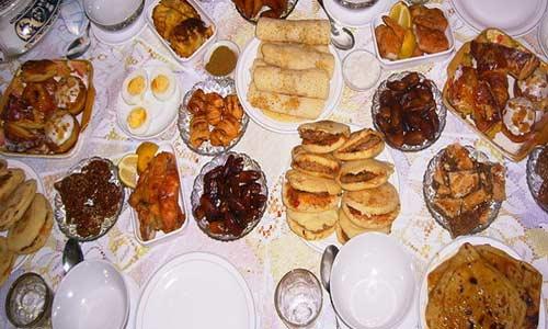 رمضان الكريم.. فرصة لإنقاص الوزن أو زيادته