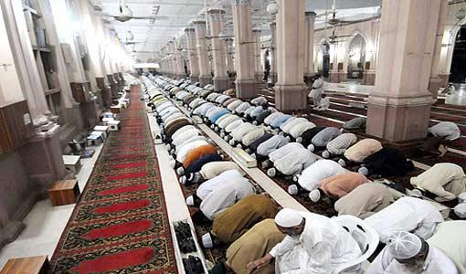 الصلاة.. رمز شخصية المسلم السوي