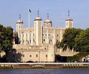 سرقة مفاتيح قلعة برج لندن الأثرية
