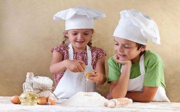 فوائد أنشطة الطبخ للأطفال