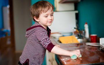 قواعد المنزل للأطفال في الحجر المنزلي