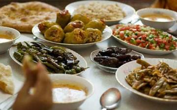 30 فكرة لمائدتك خلال رمضان