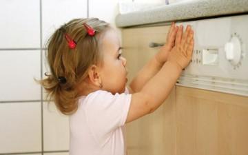 تجنيب الطفل خطر الحوادث المنزلية