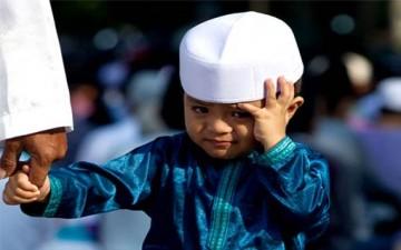 ملامح شخصية الأب المسلم