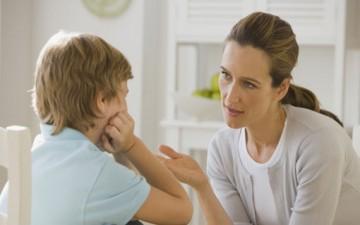 تعلمي كيف تقولين «لا» لطفلك