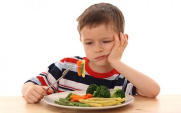 الأطفال الذين لا يأكلون