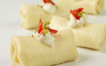 حلاوة الجبن والقشطة