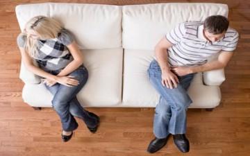 الصمت بين الأزواج