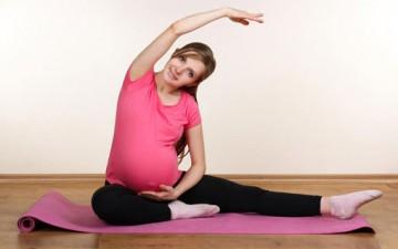 بالتمارين.. تتغير وضعية الجنين قبل الولادة