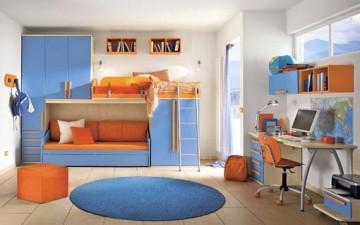 غرف نوم الأولاد.. استقلالية تحت رعاية الأسرة
