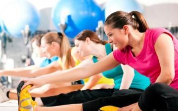 ممارسة تمارين الرياضة الصحية