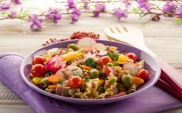 أطباق صحية خالية من الدهون الدسمة