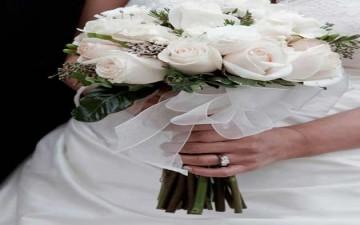 باقة العروس.. لمسة من زمن الرومانسية