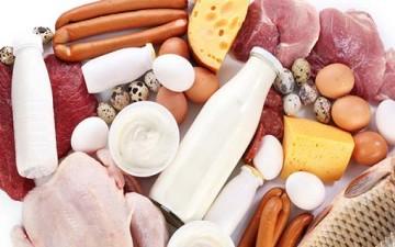 اللحم والزبدة والبيض تساعد على الحمل