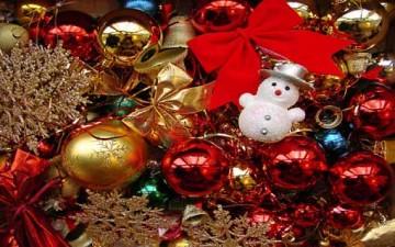 تشكيلة حلويات لعيد راس السنة الميلادية