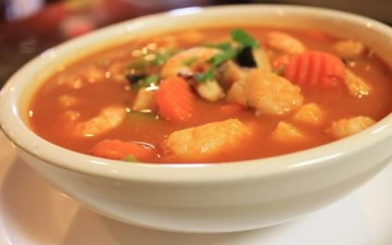 حساء السمك