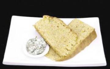 كيك الجبن بالفلفل الأخضر الحار