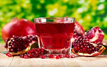 عصير الرمان «لن تتوقف عن تناوله»