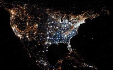 إطلاق خريطة مصورة تتيح جس نبض تويتر عالمياً