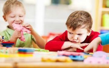 عنف الطفل في تعاملاته مع أقرانه