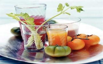 علاج الأمراض بالفاكهة والخضار