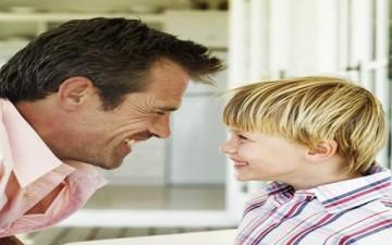 الإصغاء إلى الطفل واحترام آرائه