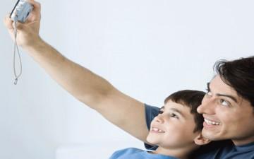 الأب الناجح يحقق السعادة المنزلية