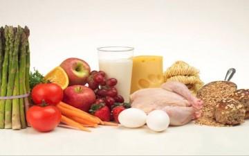 غذاء عالي البروتين وقليل الكاربوهيدرات
