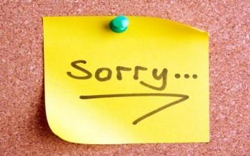 مقومات الاعتذار الناجح