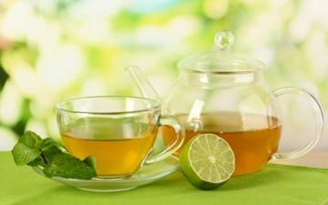 خواص الشاي الأخضر