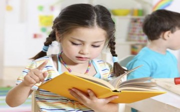 تعليم الطفل أهمية القراءة