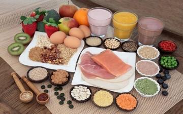 مصادر البروتين الصحّية