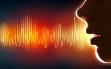 صوتك يدل عليك