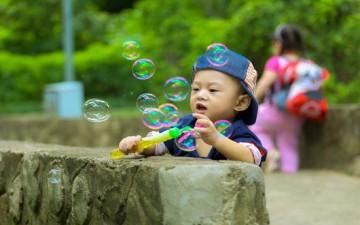 تأثير البيئة الطبيعية على الطفل