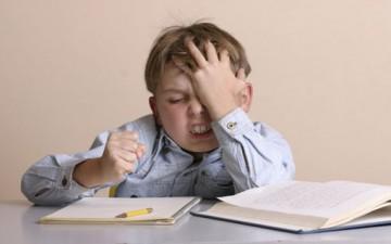 ردات الفعل النفسية على الفشل المدرسي
