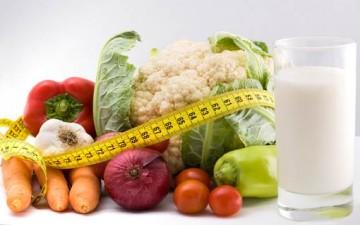 غذاء محدود بعنصر الكالسيوم