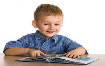 تنمية القراءة لدى الأطفال