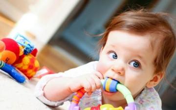 تربية الطفل بعمر السنتين