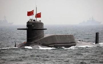 الصين تبدأ بتصميم غواصة قادرة على السير بسرعة فوق صوتية