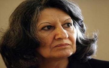 عقيلة طالباني تشير إلى استقرار صحته