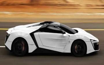 أول سيارة عربية فاخرة بـ 3.4 مليون دولار