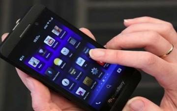 إطلاق BlackBerry Z10 في بلدان المشرق العربي