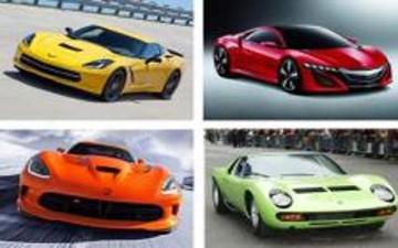 أفضل السيارات الرياضية على الإطلاق (بالصور)